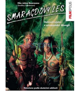 Smaragdový les (The Emerald Forest) DVD