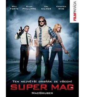 Super Mac (MacGruber) DVD