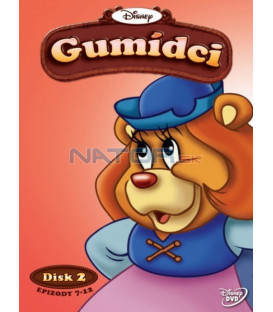 Gumídci Gumkáči - 1. série - disk 2. (Gummi Bears, The: Volume 1 - Disc 2)