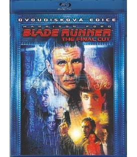 Blade Runner: Final Cut (1Blu-ray + 1DVD bonus)  (Blade Runner: Final Cut)