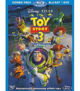 Toy Story 3: Příběh hraček Blu-ray + DVD (Combo Pack)  (Toy Story 3)