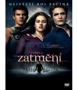 Twilight sága: Zatmění 1 DVD (Eclipse)