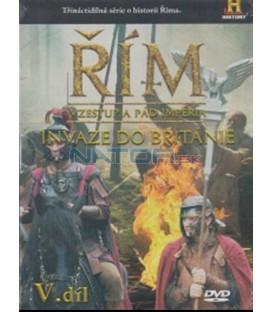 Řím V. díl - Vzestup a pád impéria - Invaze do Británie DVD