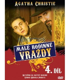 Malé rodinné vraždy - 4. díl (Petits meurtres en famille) DVD