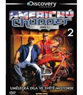 Americký chopper - série 1 - disk 2 (American chopper, Season 1)