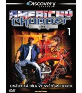 Americký chopper - série 1 - disk 1 (American chopper, Season 1)