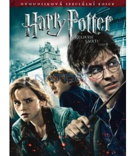 Harry Potter a Relikvie smrti část 1. - 2 DVD (Harry Potter and the Deathly Hallows: Part I)