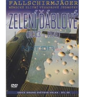 Zelení ďáblové (1933 - 1941) (Fallschirmjäger - Part 1) DVD