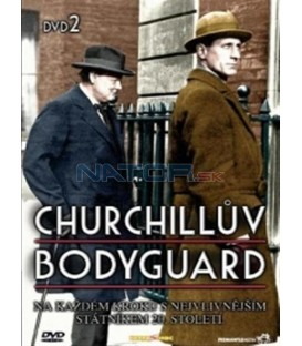 Churchillův bodyguard - DVD 2 (Churchills Bodyguard)