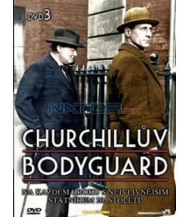 Churchillův bodyguard - DVD 3 (Churchills Bodyguard)