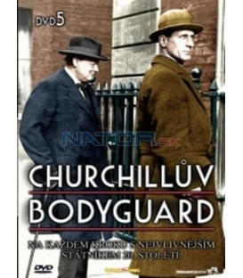 Churchillův bodyguard - DVD 5 (Churchills Bodyguard)
