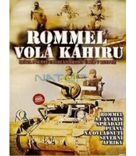 Rommel volá Káhiru (Rommel ruft Kairo) DVD
