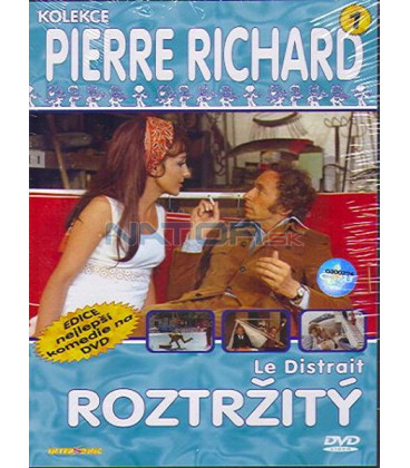 Roztržitý (Le distrait) DVD