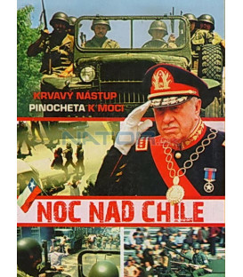 Noc nad Chile (Noch nad Chili) DVD