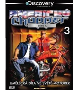Americký chopper - série 1 - disk 3 (American chopper, Season 1)