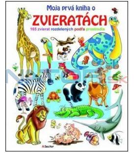 Kniha Moja prvá kniha o zvieratách