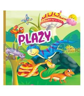 Kniha Plazy - malé leporelo