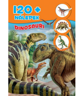 Dinosaury - 120+ nálepiek