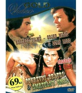 Pokrevní bratři & Smrtelný omyl (Blutsbrüder & Tödlicher Irrtum) DVD