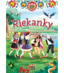Kniha Riekanky