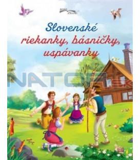 Kniha Slovenské riekanky, básničky, uspávanky