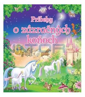 Kniha Príbehy o zázračných koňoch