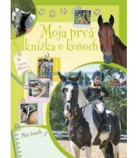 Kniha Moja prvá knižka o koňoch