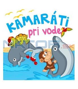 Kniha Kamaráti pri vode