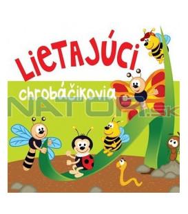 Kniha Lietajúci chrobáčikovia