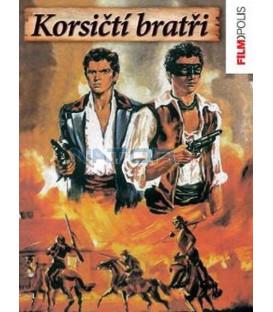 Korsičtí bratři (I Fratelli Corsi) DVD