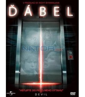 Ďábel 2010 (Devil) DVD