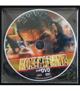 Kontraband (Knock Off) DVD (BALENIE V OBÁLKE Z FOLIE PRIEHĽADNÁ)