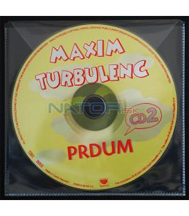 Maxim Turbulenc Sakum Prdum 2 CD (BALENIE V OBÁLKE Z FOLIE PRIEHĽADNÁ)
