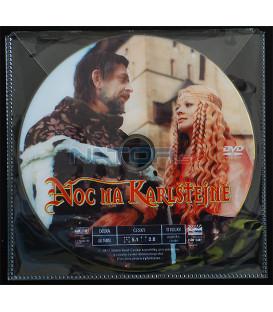 Noc na Karlštejně DVD (BALENIE V OBÁLKE Z FOLIE PRIEHĽADNÁ)