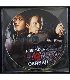 Přepadení 13. okrsku (Assault on Precinct 13) DVD (BALENIE V OBÁLKE Z FOLIE PRIEHĽADNÁ)