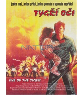 Tygří oči (Eye of the Tiger) DVD