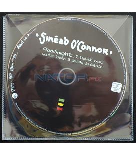 Sinéad O´Connor - Live in Dublin DVD (BALENIE V PLASTOVEJ OBÁLKE)