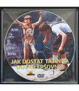 Jak dostat tatínka do polepšovny DVD (BALENIE V PLASTOVEJ OBÁLKE)