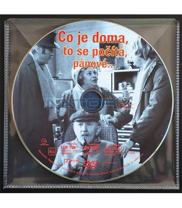 Co je doma, to se počítá, pánové... DVD (BALENIE V PLASTOVEJ OBÁLKE)