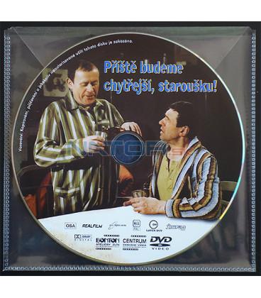 Příště budeme chytřejší, staroušku! DVD (BALENIE V PLASTOVEJ OBÁLKE)