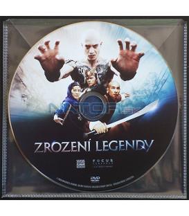 Zrození legendy (Su Qi-Er / True Legend) DVD (BALENIE V PLASTOVEJ OBÁLKE)