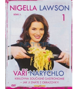Nigella Lawson vaří narychlo - série 1. - disk 1 (Nigella Express, Season 1)