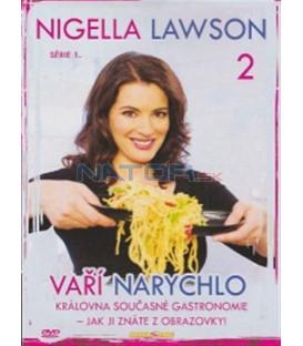 Nigella Lawson vaří narychlo - série 1. - disk 2 (Nigella Express, Season 1)