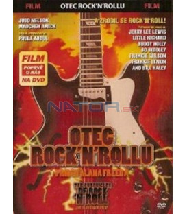 Otec rocknrollu: Příběh Alana Freeda (Mr. Rock n Roll: The Alan Freed Story) DVD