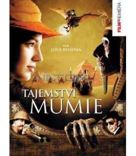 Tajemství mumie (The Extraordinary Adventures of Adèle Blanc-Sec) DVD