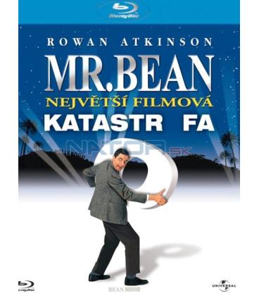 Mr. Bean: Největší filmová katastrofa -  Blu-ray (Bean)