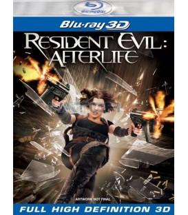 Resident Evil: Afterlife 3D - Blu-ray (Resident Evil: Afterlife)