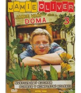 Jamie Oliver - série 4. - Jamie vaří doma - disk 3 (Jamie at Home)