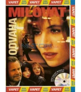 Odvaha milovat + bonusové CD s písněmi z filmu (Le courage daimer)