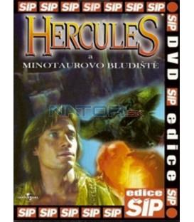 Herkules a Minotaurovo bludiště (Hercules in the Maze of the Minotaur) DVD